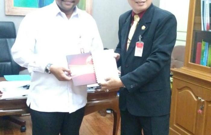 Ketua Umum PPWI Bersilaturahmi dengan Kepala Biro Umum Setpres RI