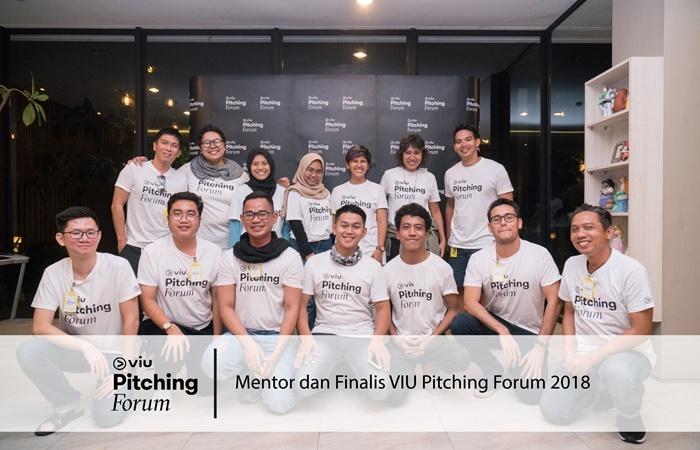 Ini Dia 10 Finalis Viu Pitching Forum