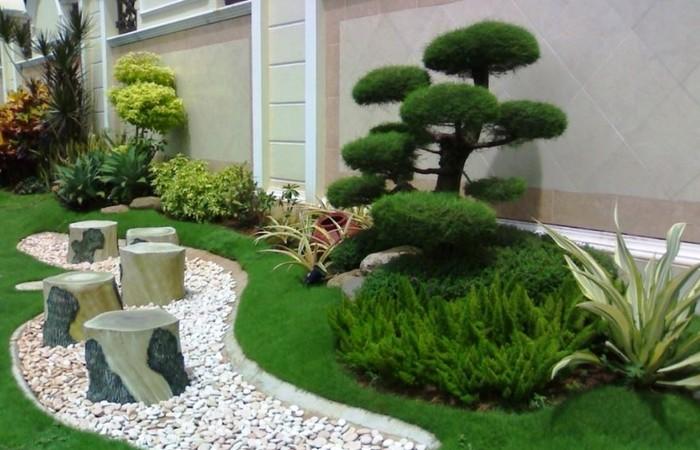 Contoh Desain Landscape Taman Rumah