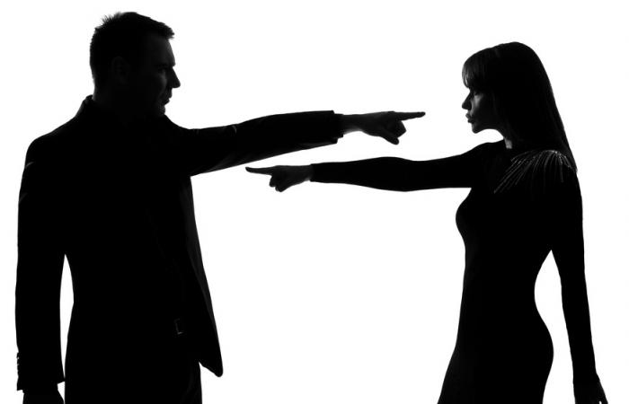 Punya pasangan yang defensive / tidak pernah mau mengalah ? berikut tips - tips mengatasinya.