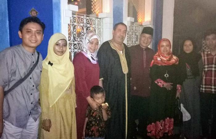 Ketua Umum DPN PPWI Buka Puasa Bersama Kedubes Kerajaan Maroko
