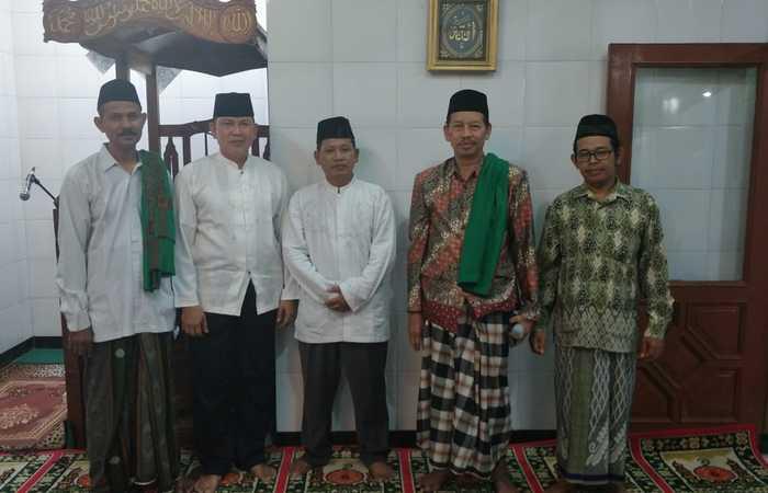 Forpimka Bersama MWCNU Kutorejo Gelar Safari Ramadhan