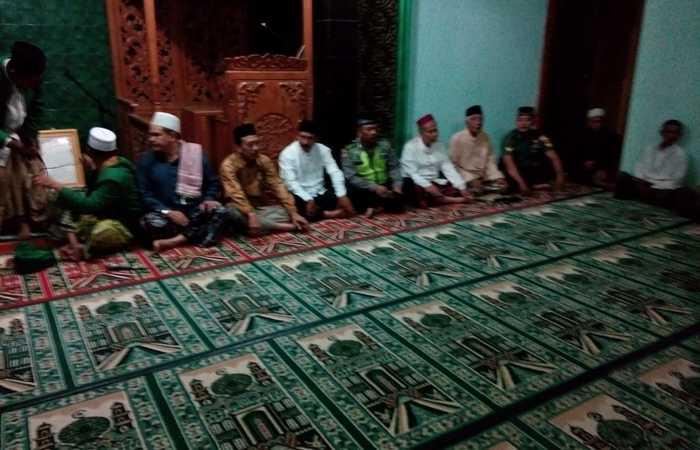 Forpimka Dan MWCNU Pacet Gelar Safari Ramadhan