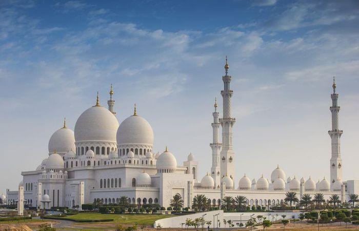 Beberapa Masjid Tertua Di Dunia