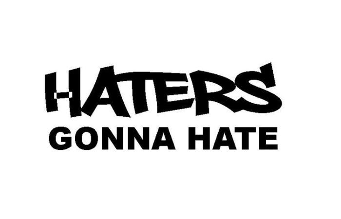 Mengapa orang-orang membenci kamu?