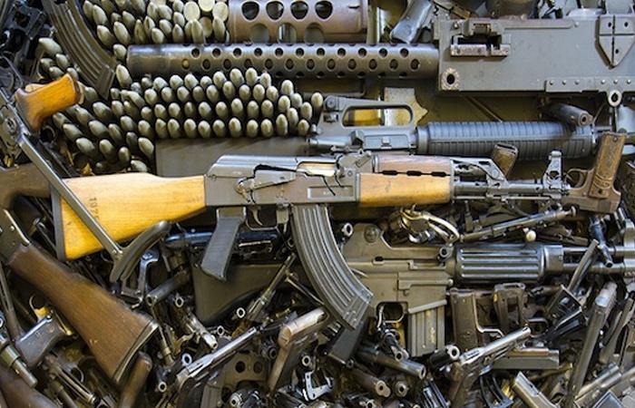 Senjata Militer dengan Teknologi Canggih