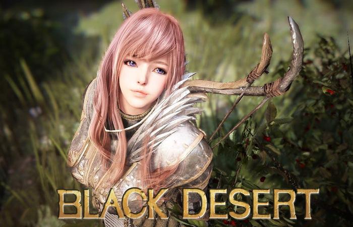 Black Desert online game MMORPG dengan grafik,gameplay,dan character yang menawan