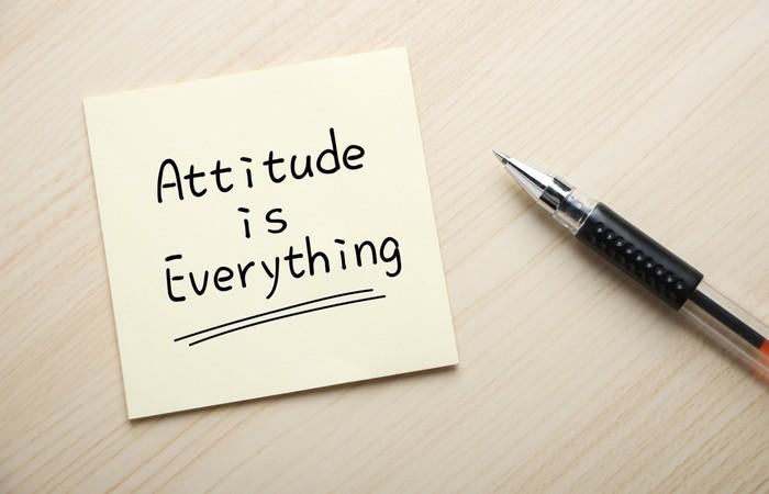 Apa Itu Attitude? Dan Apa Pengaruhnya?