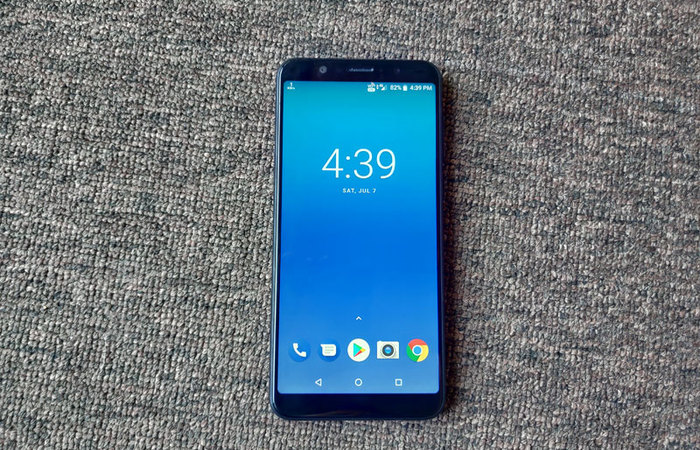 Review Asus Zenfone Max Pro M1 ZB602KL 4/64GB