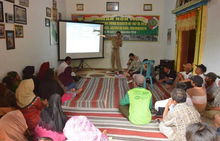 Dinsos Kabupaten Mojokerto Bekali Warga Penyuluhan PMKS – PSKS
