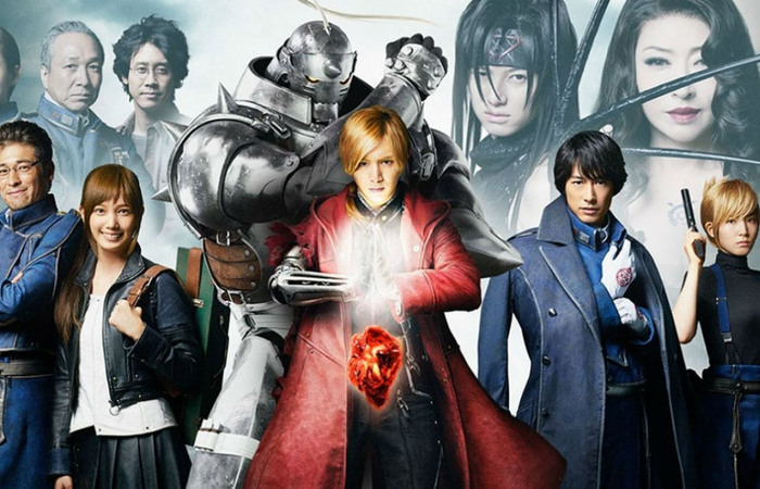 Live-Action Anime Genre Action Terbaik