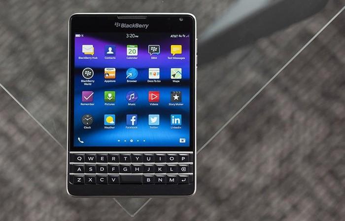 Kini BlackBerry Incar Bisnis keamanan Data