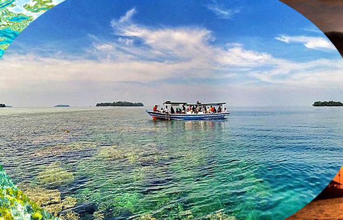 Jelajah pulau pramuka