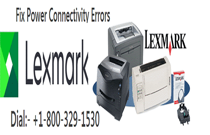 How to Fix Lexmark Printer Power Connectivity Errors?