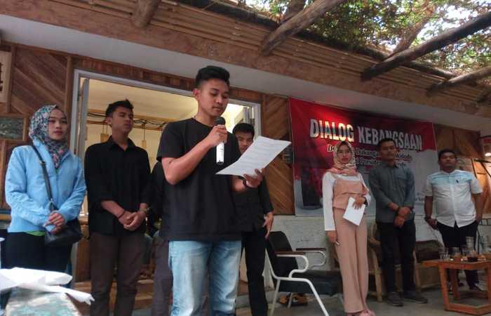 Forum Pemuda Nusantara Dukung Jokowi – Ma'ruf