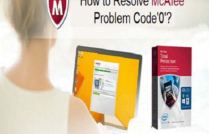 How to Resolve McAfee Problem Code '0'?