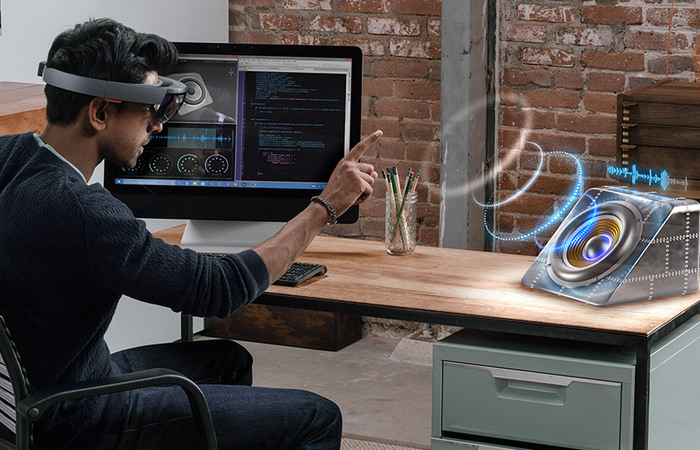 Review Microsoft Hololens