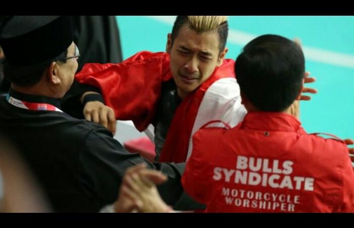 """Hanifan, Sosok """"Orang Ketiga"""" Diantara Jokowi-Prabowo Ketika Berpelukan"""