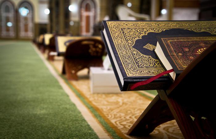 Al Qur'an di turunkan dari langit dan akan kembali kelangit
