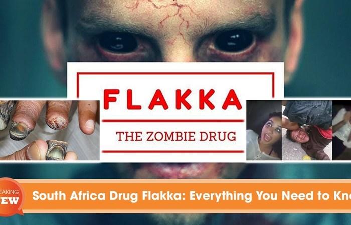 Fakta mengerikan tentang Flakka, Narkoba yang membuat pemakainya seperti zombie!!
