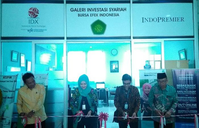 UIN Maliki Malang Relaunching Galeri Investasi Syariah