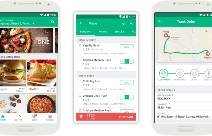 How to Gain Success With the Food Delivery App Solution?