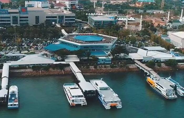Ferry International Batam Center Menambah Tujuan Baru Ke Puteri Harbour