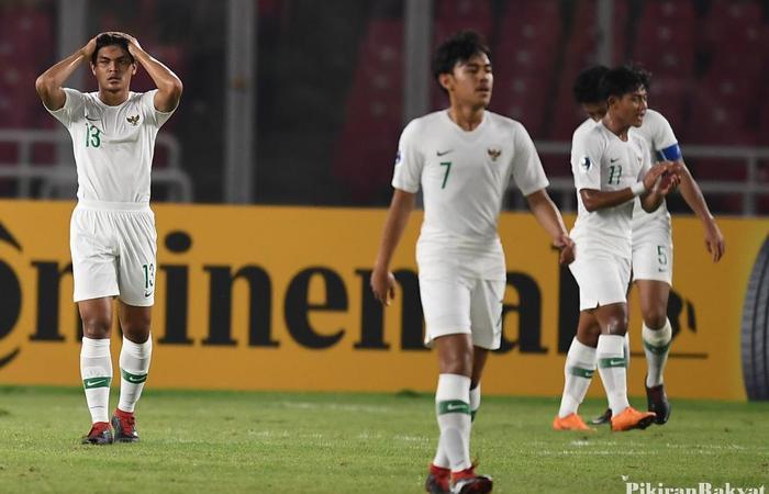 Apa Yang Salah Dari TImnas Indonesia U-19?