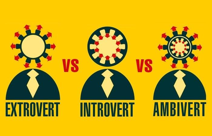 Extrovert, Introvert atau Ambivert?