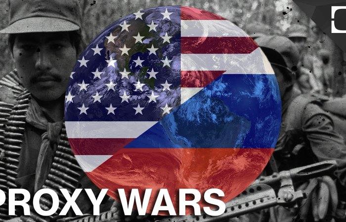 Proxy War? Apakah Itu?