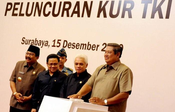 Dengan KUR SBY Bangkitkan Geliat UMKM