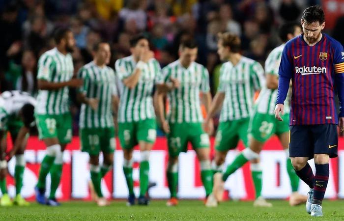 Real Betis Hukum Kelengahan Barcelona