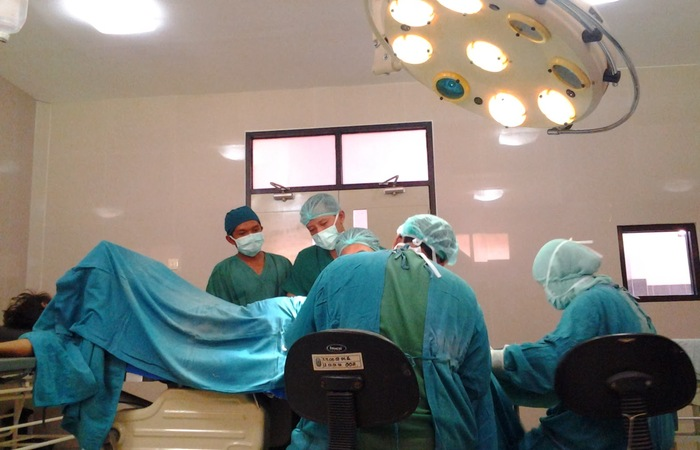 Total Knee Replacement dan Persiapan sebelum Operasi