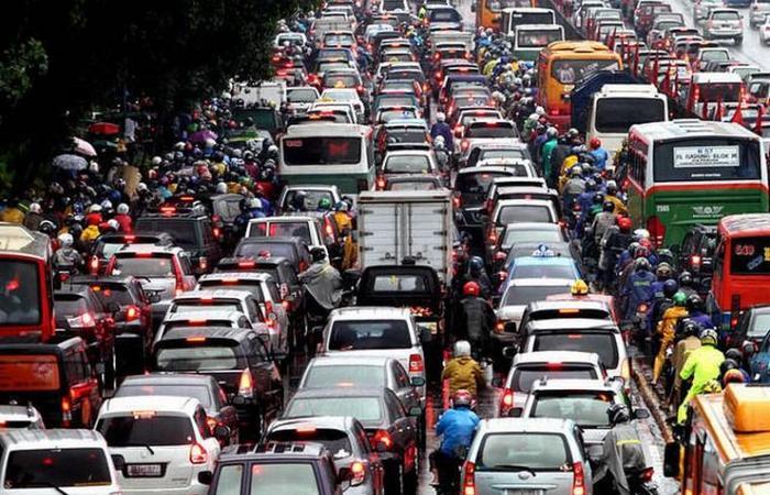 Solusi Baru Kemacetan di Jakarta