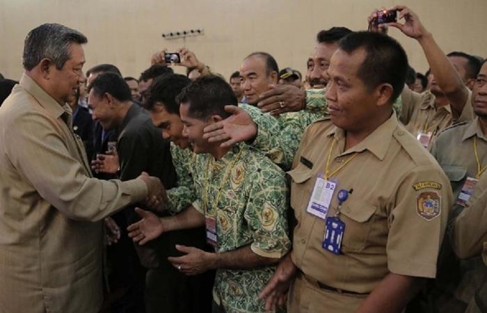 Zaman SBY 44.272 Sekretaris Desa Diangkat Jadi PNS, Sekarang?