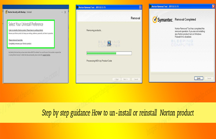 Learn How to Use Norton Uninstaller