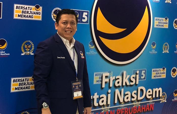 Donny Imam Priambodo Tegaskan Partai Nasdem Akan Raih Posisi Tiga Besar, Ini Penjelasannya