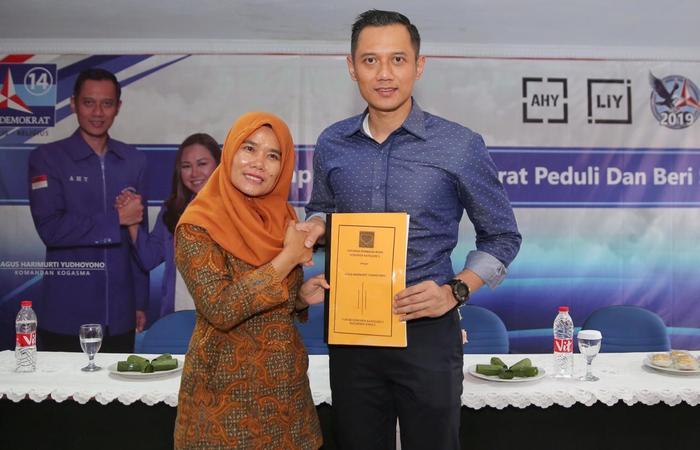 Serap Aspirasi Guru Honorer, AHY : Kami Berjuang seperti yang Diperjuangkan Pak SBY