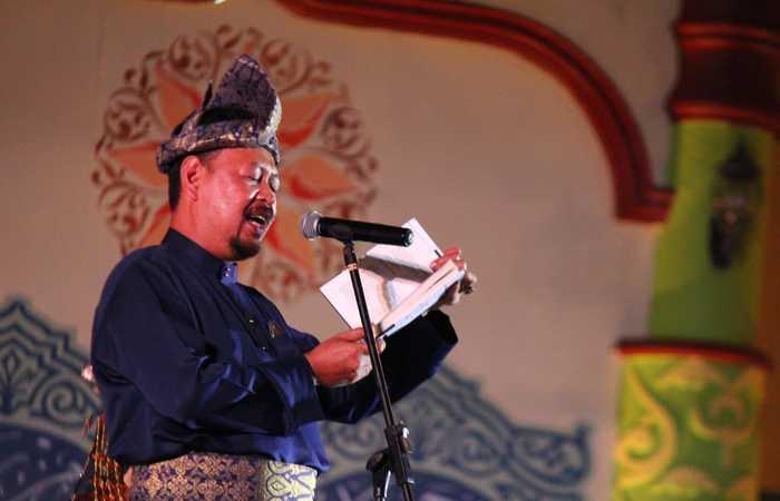 Ratusan Penyair Maknai Jejak Jazirah Hang Tuah Lewat 350 puisi