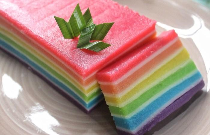 Kue Lapis Cemilan yang Lezat
