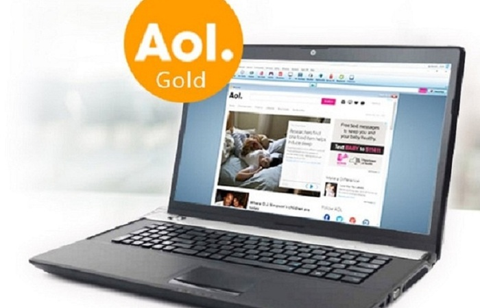 How to restore missing icon in AOL desktop Gold?