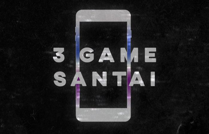 3 Game Santai Bertema Smartphone
