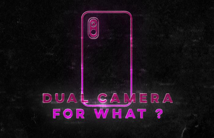 Dual Kamera Di Smartphone Untuk Apa ?