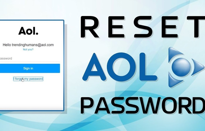 Understanding The Process Of Changing AOL Password