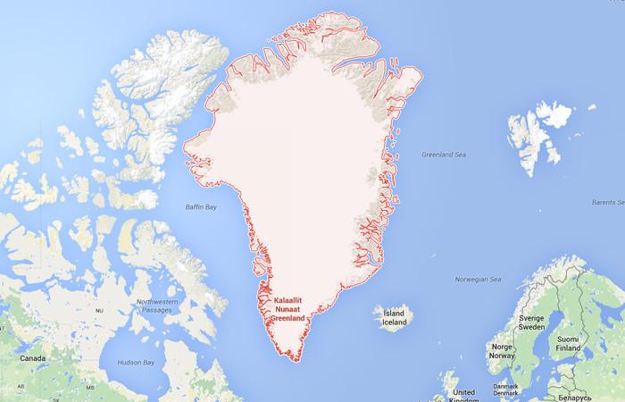 Pulau Terbesar di Dunia
