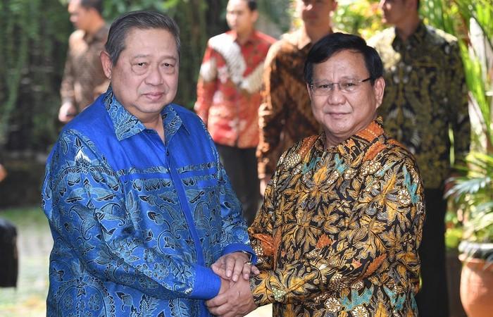 Duo Jenderal Ahli Strategi Kuasai Pemilu 2019