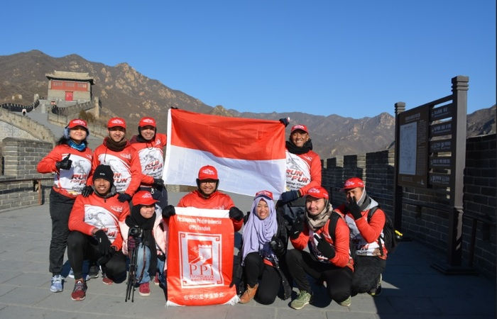 Run for Fun to Greatwall 2k18: Berlari di Penghujung Tahun