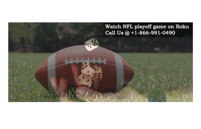 NFL Games on Roku Streamers
