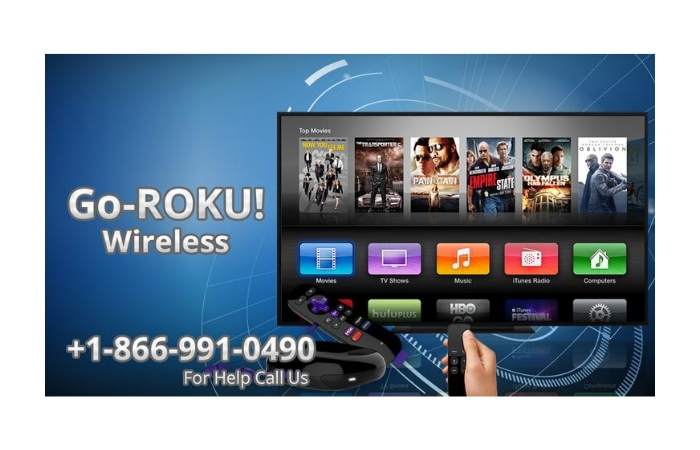 Stream Bigger And Better With Go.Roku.Com/Wireless