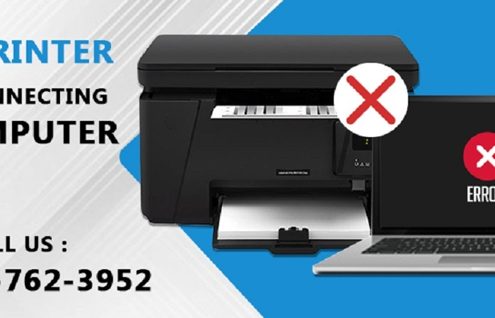 HP Printer Not Connecting To Computer